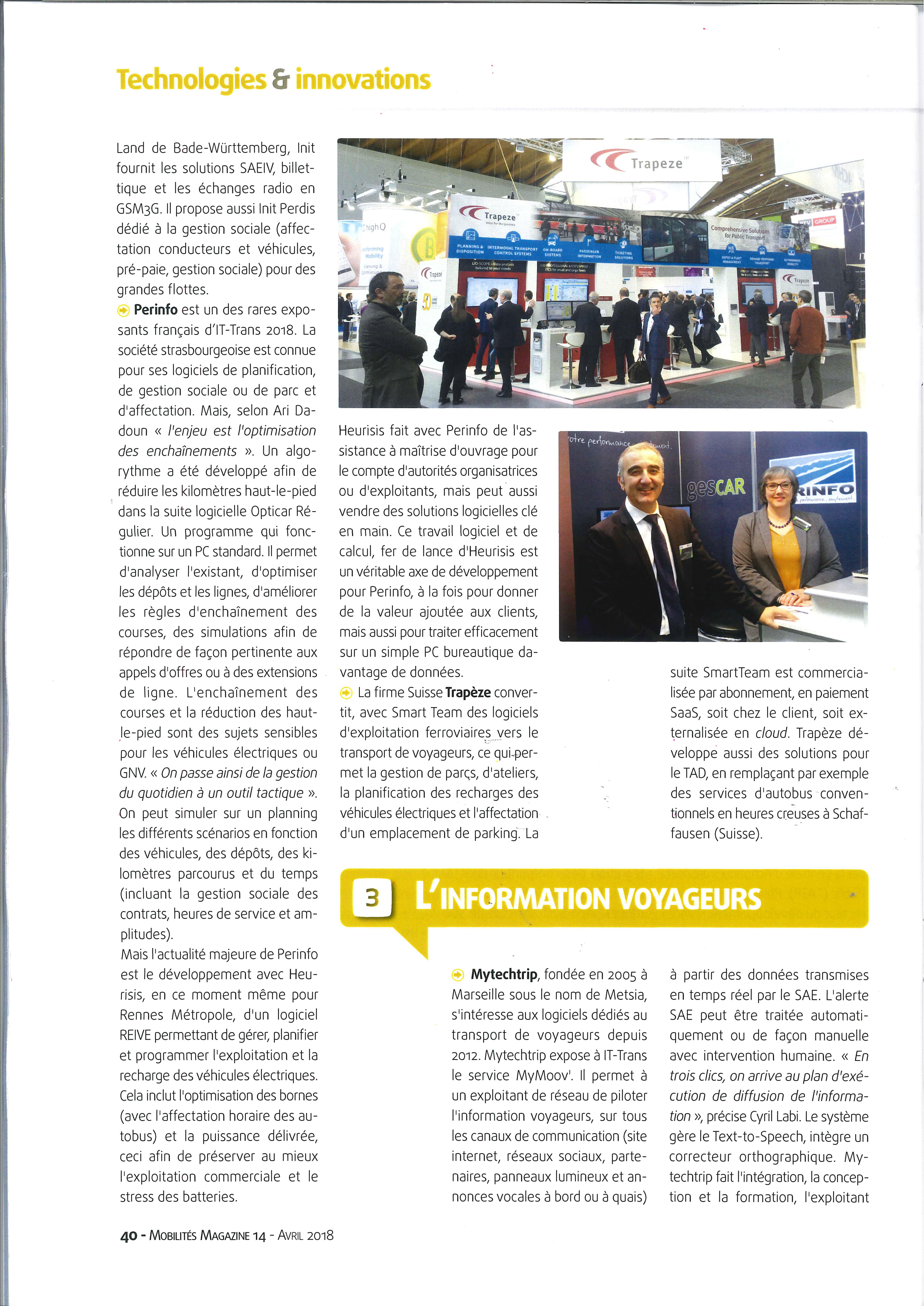Mobilité Magazine n°14