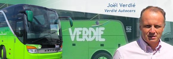 Témoignage Verdié Autocars