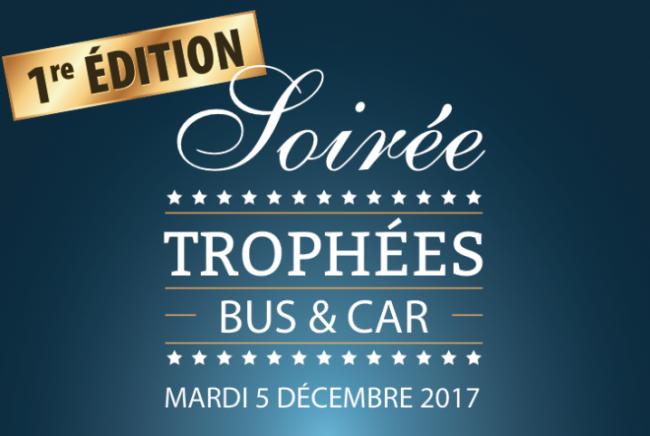 Soirée Trophées Bus&Car